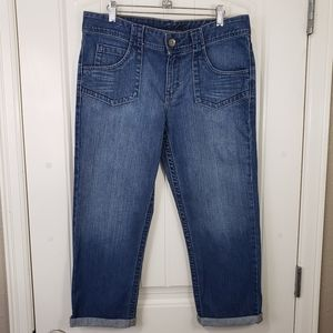 Calvin Klein Jeans Route 66 Straight Ankle Jeans